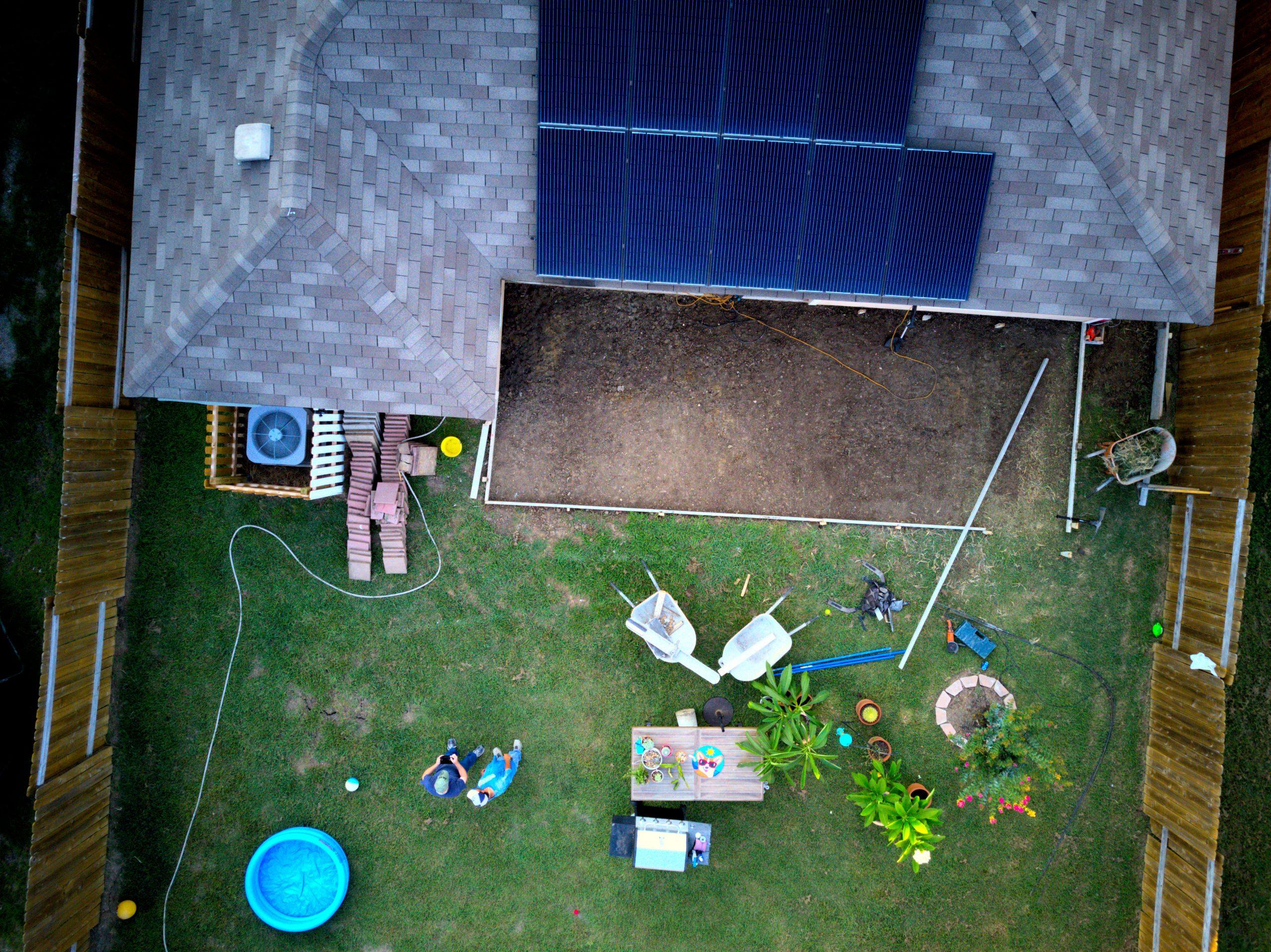 Porch Pre-Concrete Pour